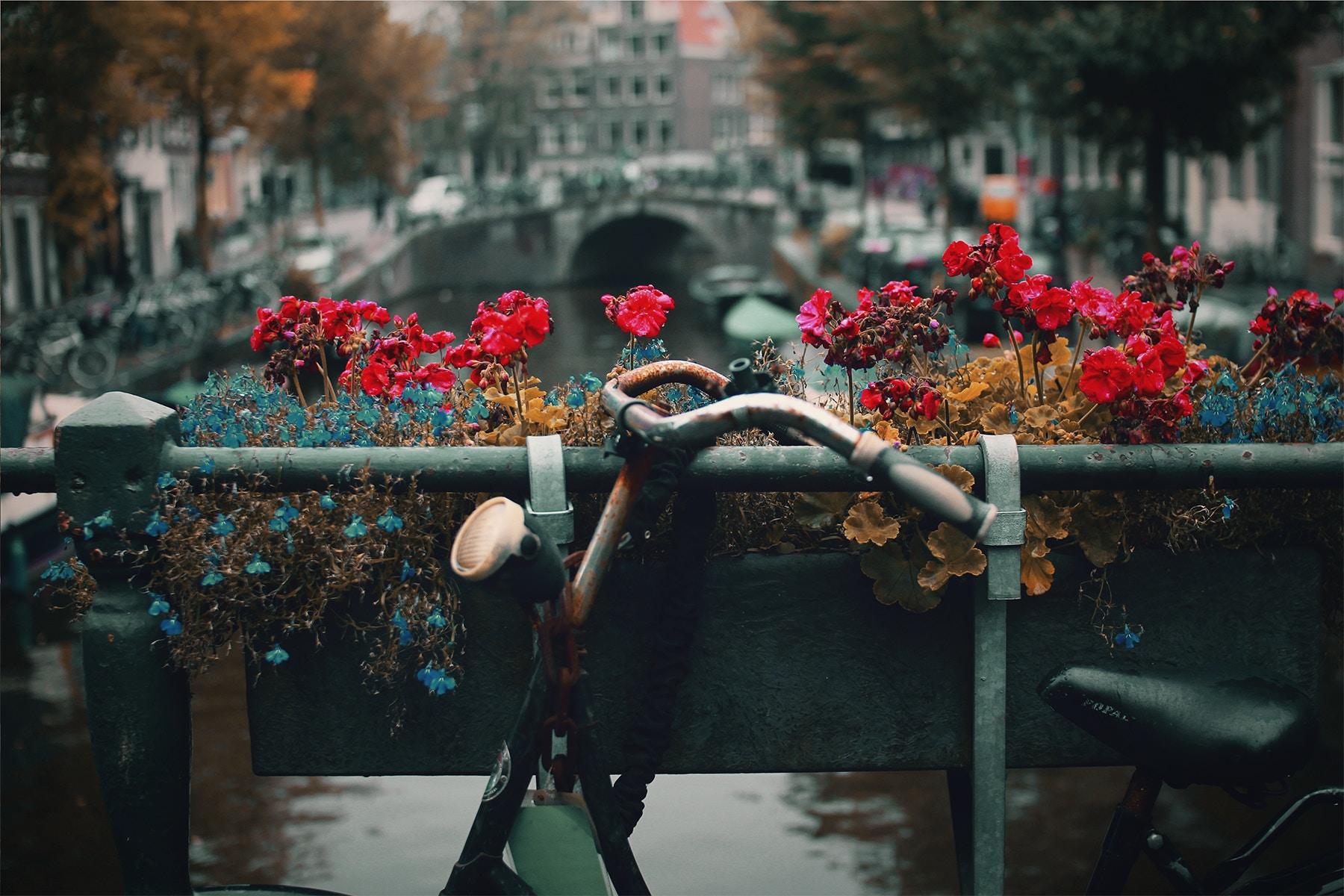 Amsterdam sloep huren